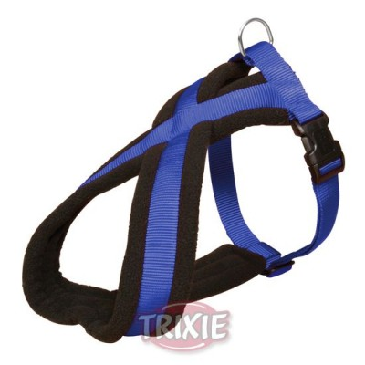 Petral Nylon Premium, S: 35-50 Cm,25 Mm, Azul
