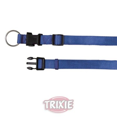 Collar Premium, S-M, 30-45 Cm,15 Mm, Azul