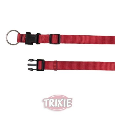 Collar Premium, S-M, 30-45 Cm,15 Mm, Rojo