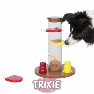 Dog Activity Gambling Tower, Ø 25 Cm,33 Cm, Niv. 1