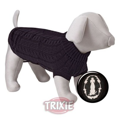 Jersey King Of Dogs, S, 35 Cm, Negro