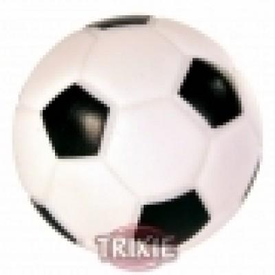 Pelota Futbol, Vinilo, Con Sonido, Ø 6 Cm
