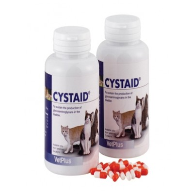 Cystaid Feline Blister Pack 240 capsulas