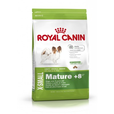 Royal Canin X-Small Mature +8 0,5 kg