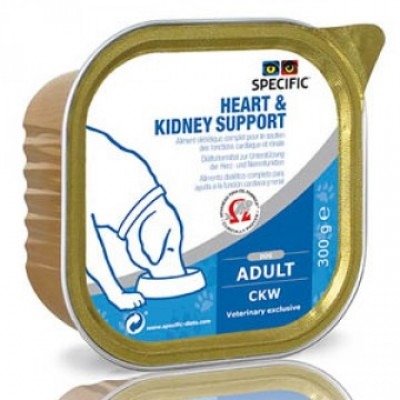 Specific CKW Heart & Kidney Support 6x300gr