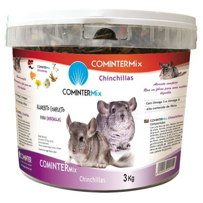 Cominter Mix Chinchilla 3 Kgs
