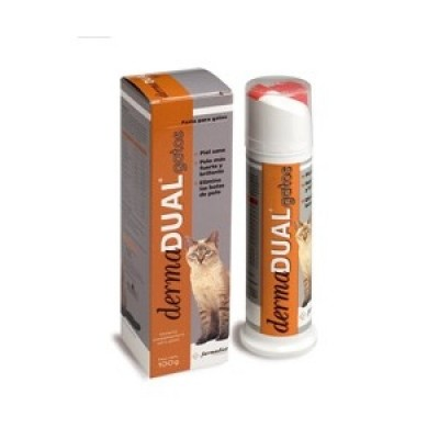 Dermadual Gel Gatos 55 Gr