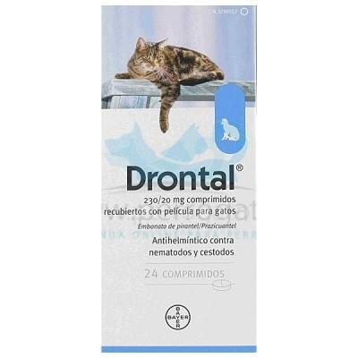 Drontal Gato Elipsoide 1 Comprimido