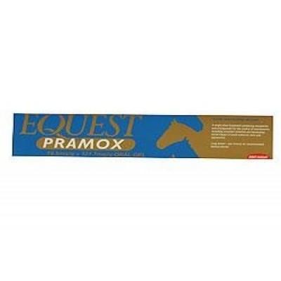 EQUEST PRAMOX 14,4 g/j  1 -jeringa