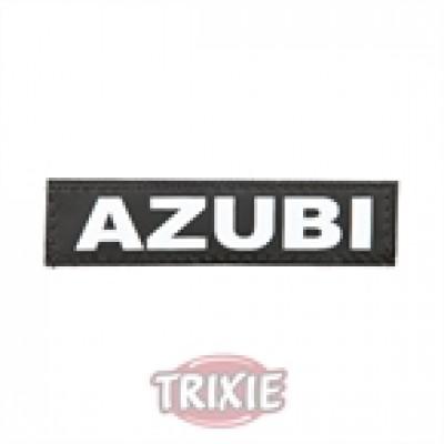 Etiquetas Velcro Julius-K9 Azubi, L