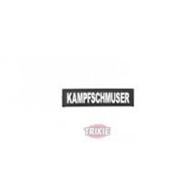 Etiquetas Velcro Julius-K9 Kampfschmuser, L
