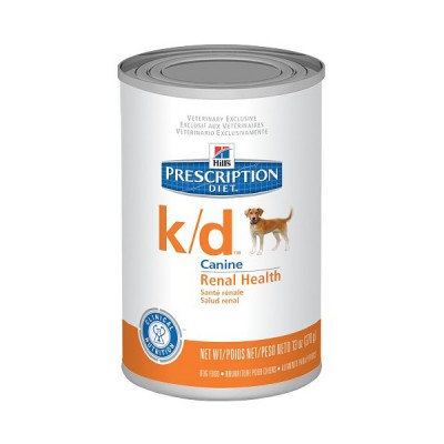 Hill´s PD Canine k/d (Lata) 370 g