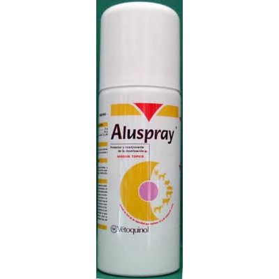 Aluspray Pets 210Ml