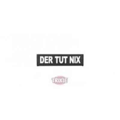 Etiquetas Velcro Julius-K9 Der Tut Nix, S