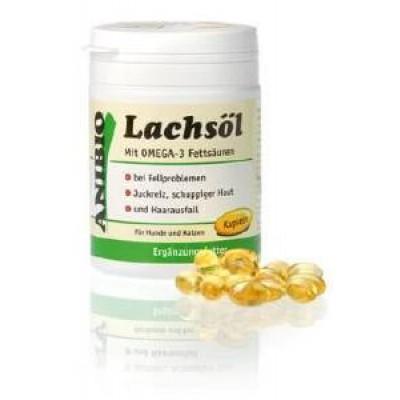Aceite de Salmón - OMEGA 3 LACHSOL 180cap