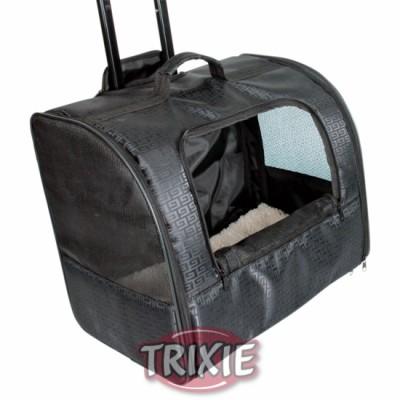 Trolley Elegance, Nylon, 45×41×31 Cm, Negro