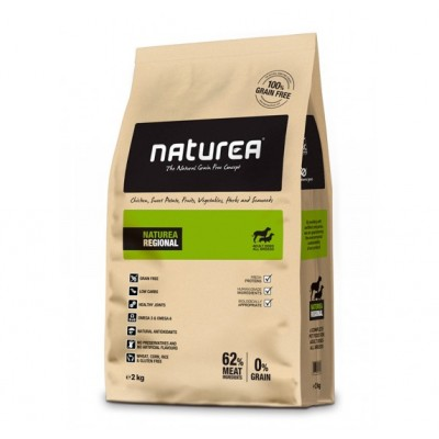 Naturea Regional - Chicken 2 Kg