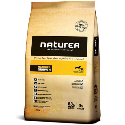 Naturea Growth - Puppy 2 Kg