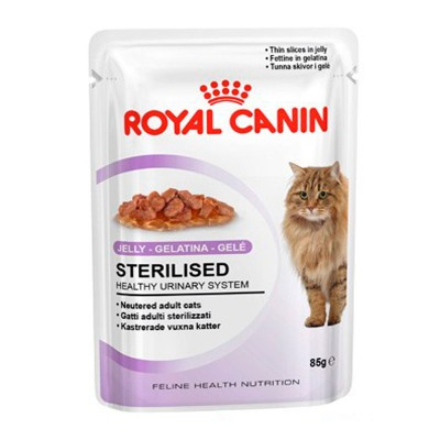 Royal Canin Sterilised - Jelly bolsita 85 gr