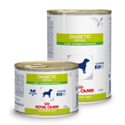 Royal Canin Diabetic Special Low Carbohydrate 195 gr