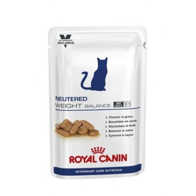 Royal Canin Neutered Weight Balance 100Gr