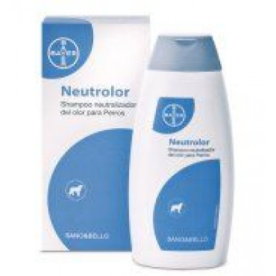 SANO&BELLO CHAMPU - NEUTROLOR 250ml