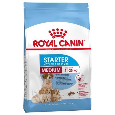 Royal Canin Size Health Nutrition Medium Starter
