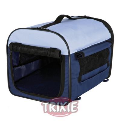 Caseta Desmontable 2: 40X40X55 Cm, Azul Osc./Beige