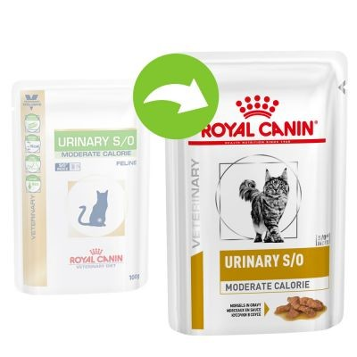 Royal Canin Urinary S/O Moderate Calorie 100 gr