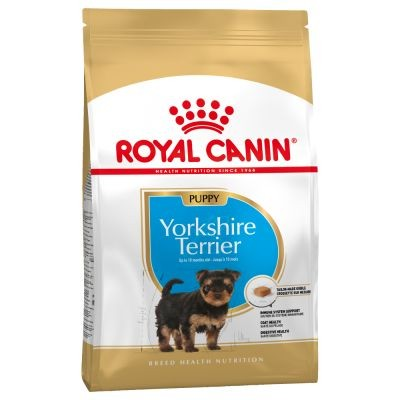 Royal Canin Breed Health Nutrition Yorkshire Terrier Puppy