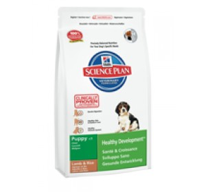 Hill's SP Canine Puppy Healthy Development Cordero y Arroz 12 Kg