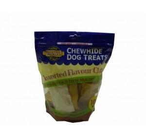 Chips Surtidos (Natural, Cordero Y Bacon)