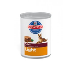 Hill's SP Canine Adult Light con Pollo (Lata) 370 Gr