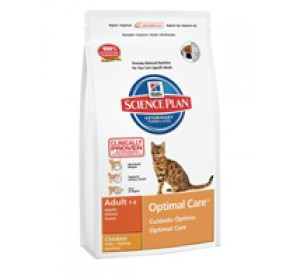 Adult Optimal Care Pollo 10 kg