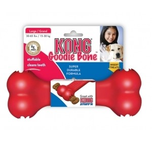 Goodie Bone Extra Small Red