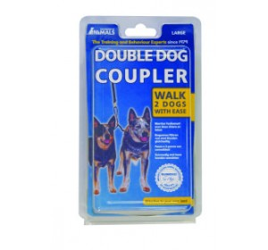 Dog Coupler Large (Correa Doble)