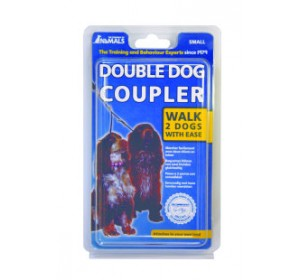 Dog Coupler Small (Correa Doble)