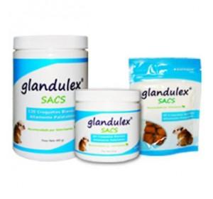 GLANDULEX SACS 30un