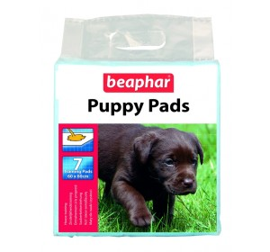 PUPPY PADS - 7 UNIDADES