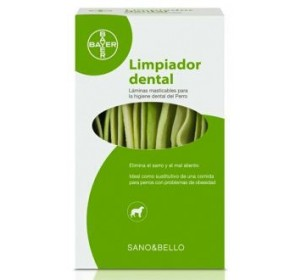 Limpiador Dental 140 Gr Sano & Bello