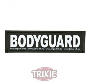 Etiquetas Velcro Julius-K9 Bodyguard, S