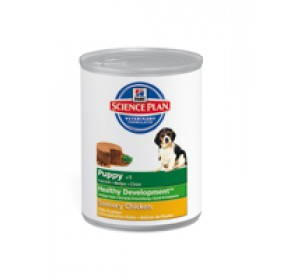 Hill's SP Canine Puppy con Pollo (Lata) 370 Gr