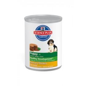 Hill's SP Canine Puppy con Pollo (Lata) 370 Gr