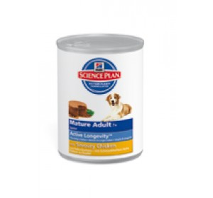 Hill's SP Canine Mature Adult/Senior con Pollo (Lata) 370 Gr