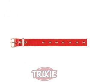 Collar Basic, Piel S-M, 33-39 Cm,16 Mm, Rojo