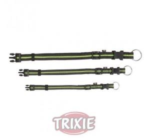 Collar Fusion, S-M, 30-45 Cm, 17 Mm, Negro-Verde