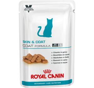 Royal Canin Skin Hairball 1,5 kg + COAT POUCH100G