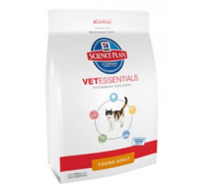 Hill´s Vet Essentials Feline Young Adult    3 kg