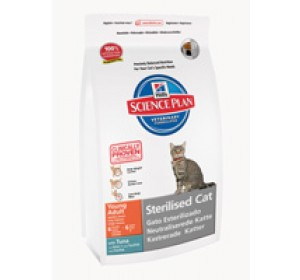 Young Adult Sterilized Cat Atún 1,5 kg