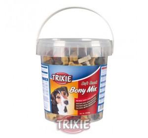 Bote Soft Snack Bony Mix,500 G,Pollo,Salmón,Corde